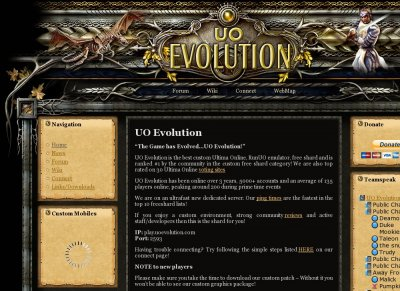 UO Evolution